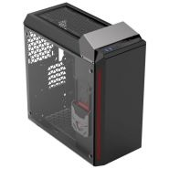 Корпус компьютерный Deepcool BARONKASE LIQUID ATX, Black, без БП