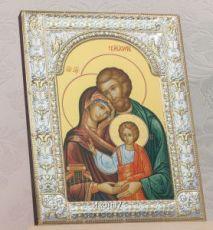 Икона Святое Семейство (18х24см)