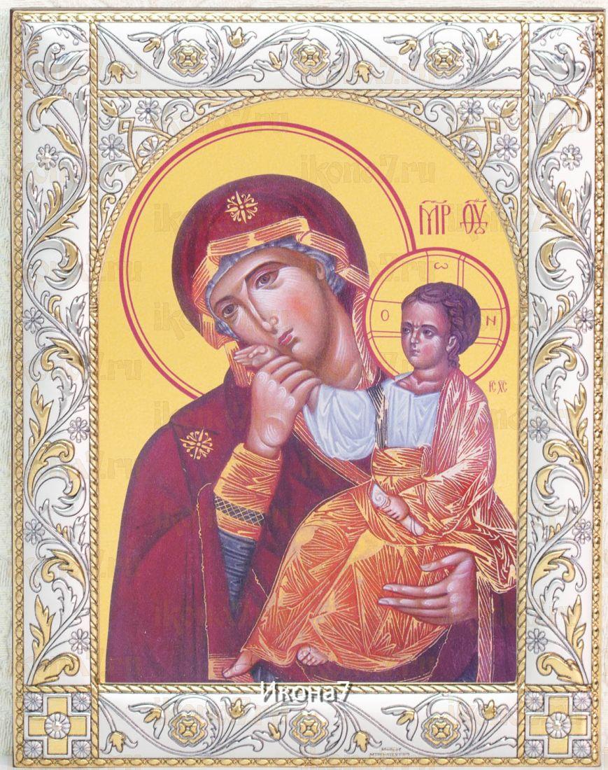Отрада и Утешение икона БМ (14х18см)