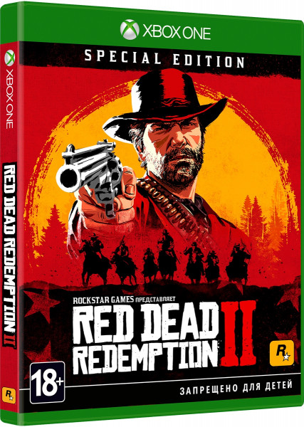 Игра Red Dead Redemption 2: Special Edition(Xbox One)