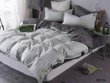 Комплект постельного белья Сатин SL 2-спальный  Арт.20/369-SL