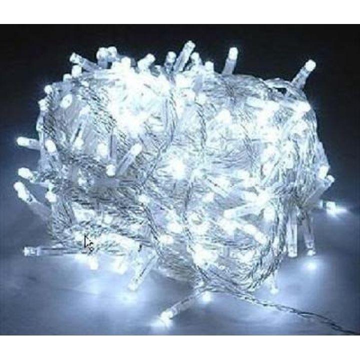 Светодиодная гирлянда 140 LED, 9,5м, белый