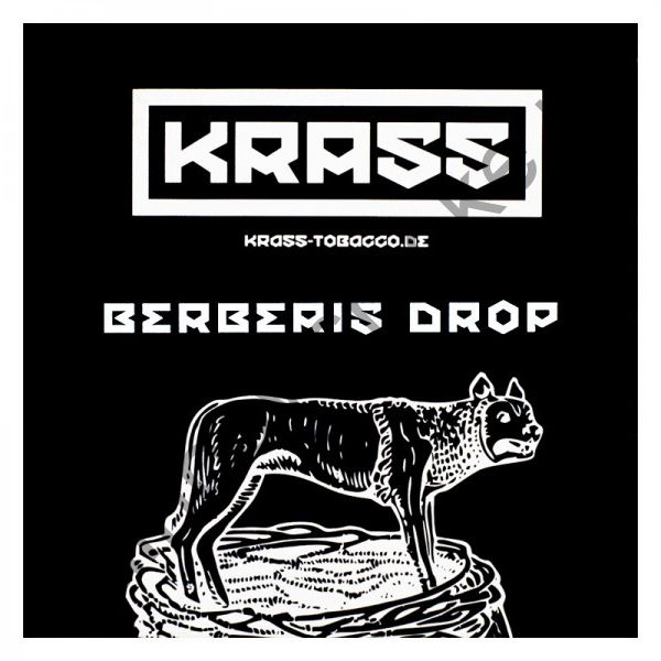 Krass L-Line 100гр - Berberis Drop (Барбарисовый леденец)