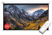 Экран моторозированный SCPSM-186x105FG