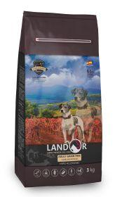 Ландор для взрослых собак всех пород беззерновой ягненок с бататом (LANDOR LAMB & POTATO)