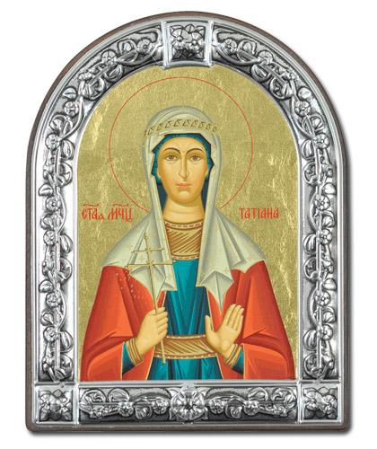 Икона Святая мученица Татиана (Греция)