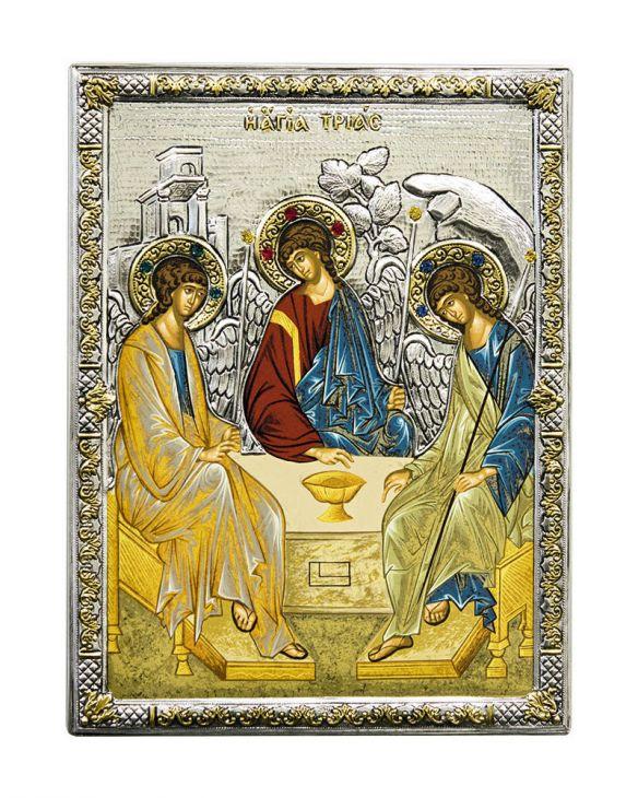 Икона Святая Троица (Греция)