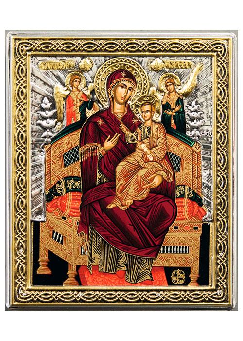 """Икона Божией Матери """"Всецарица"""" (Греция)"""