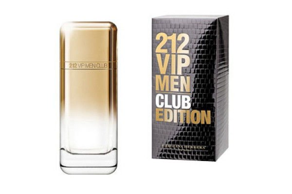 Carolina Herrera 212 VIP Men Club Edition 100 ml