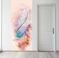 Панно на стену - Листья магазин Интерьерные наклейки