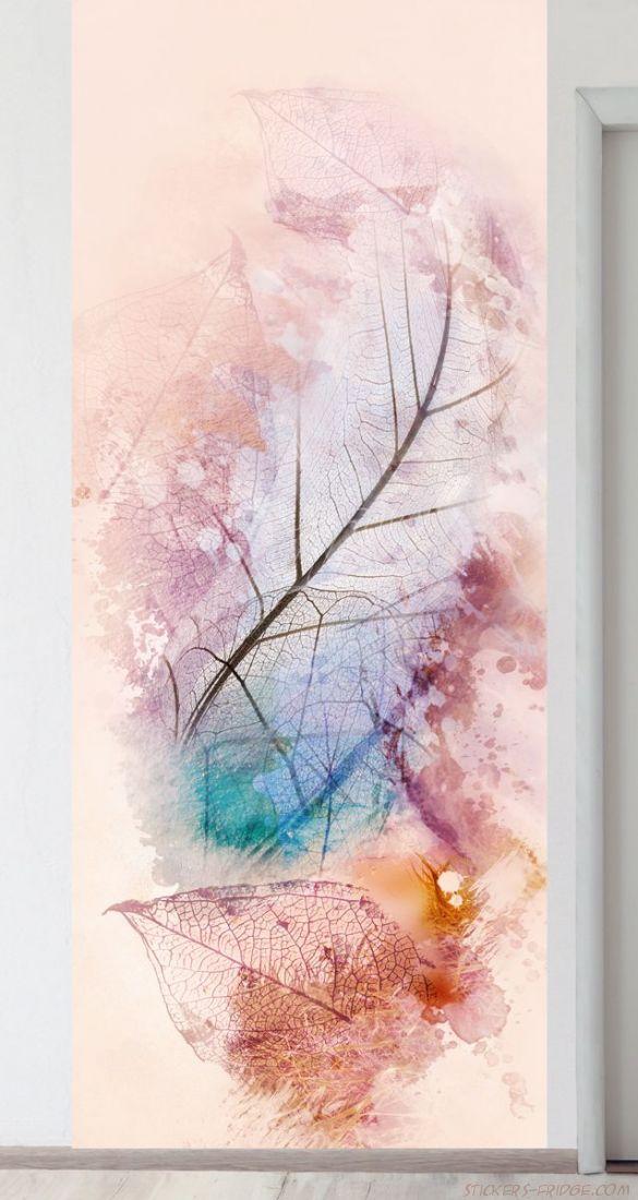 Панно на стену - Листья