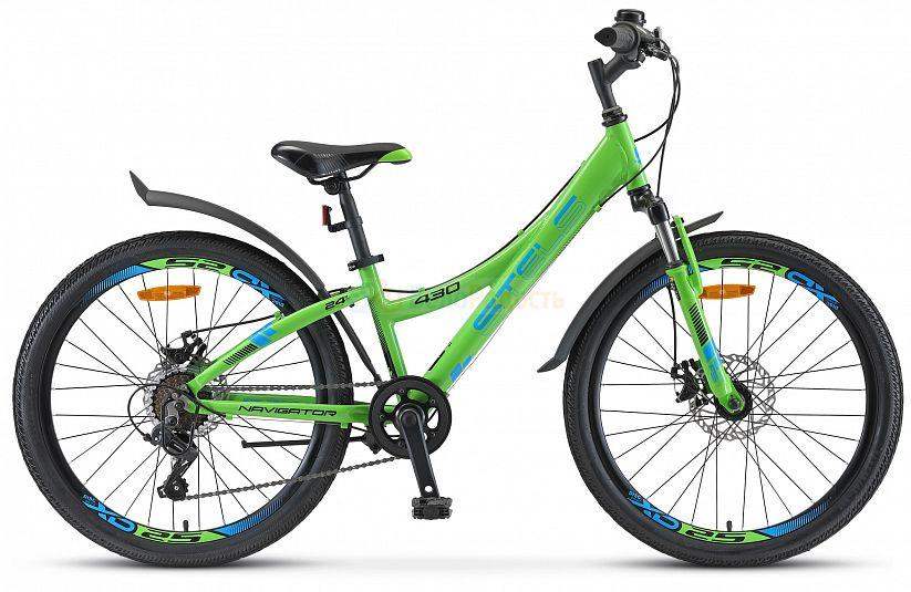 Велосипед подростковый Stels Navigator 430 MD 24 V010 (2021)
