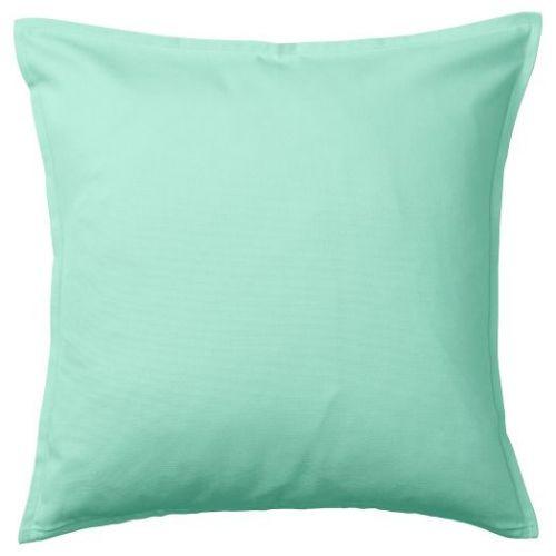 GURLI ГУРЛИ, Чехол на подушку, светлый бирюзово-зеленый, 50x50 см - 904.437.91
