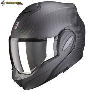 Шлем Scorpion EXO-Tech Carbon Solid, Матовый