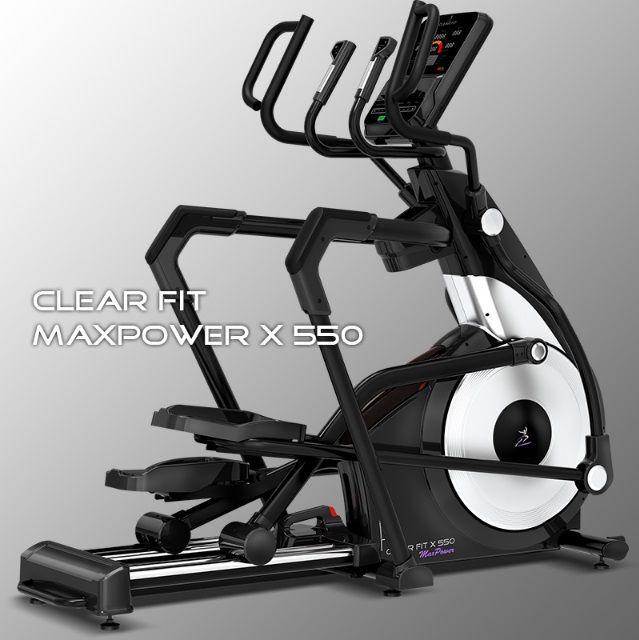 Clear Fit MaxPower X 550