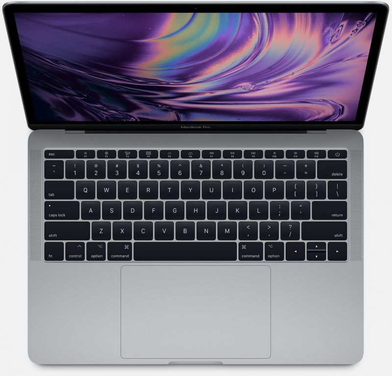 Apple MacBook Pro 13 (2018) 512Gb Space Grey (MR9R2)