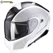 Шлем Scorpion EXO 930 Cielo, Бело-Черный