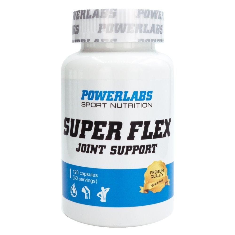 Powerlabs Super Flex 120 caps