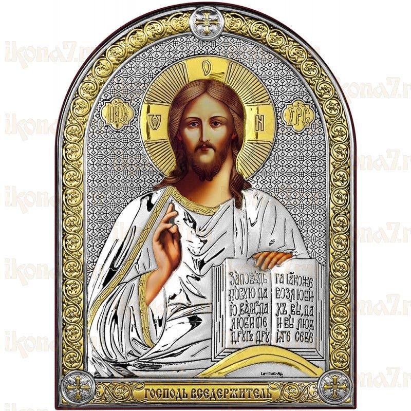 Икона Спас Вседержитель(Иисус Христос)