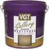 Декоративная Штукатурка Фактурная VGT Gallery TS 05 9кг для Внутренних и Наружных Работ, Белая / ВГТ Штукатурка Фактурная