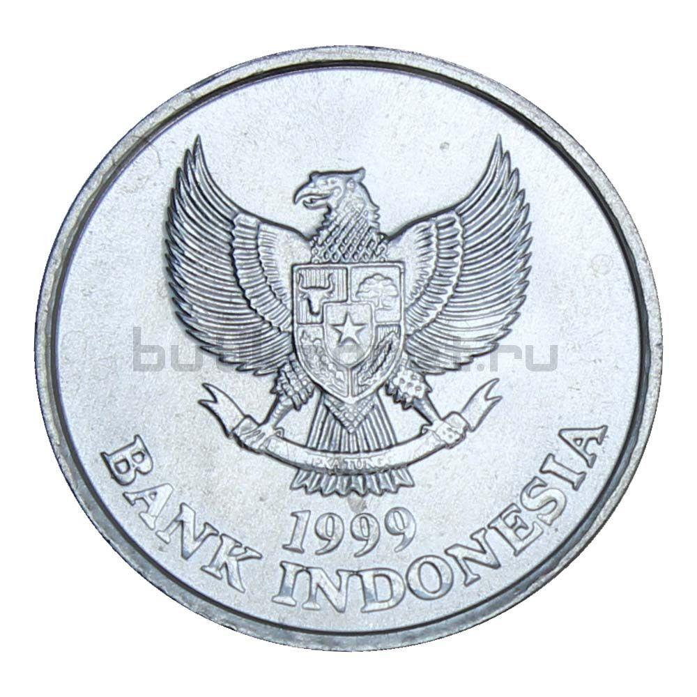 100 рупий 1999 Индонезия