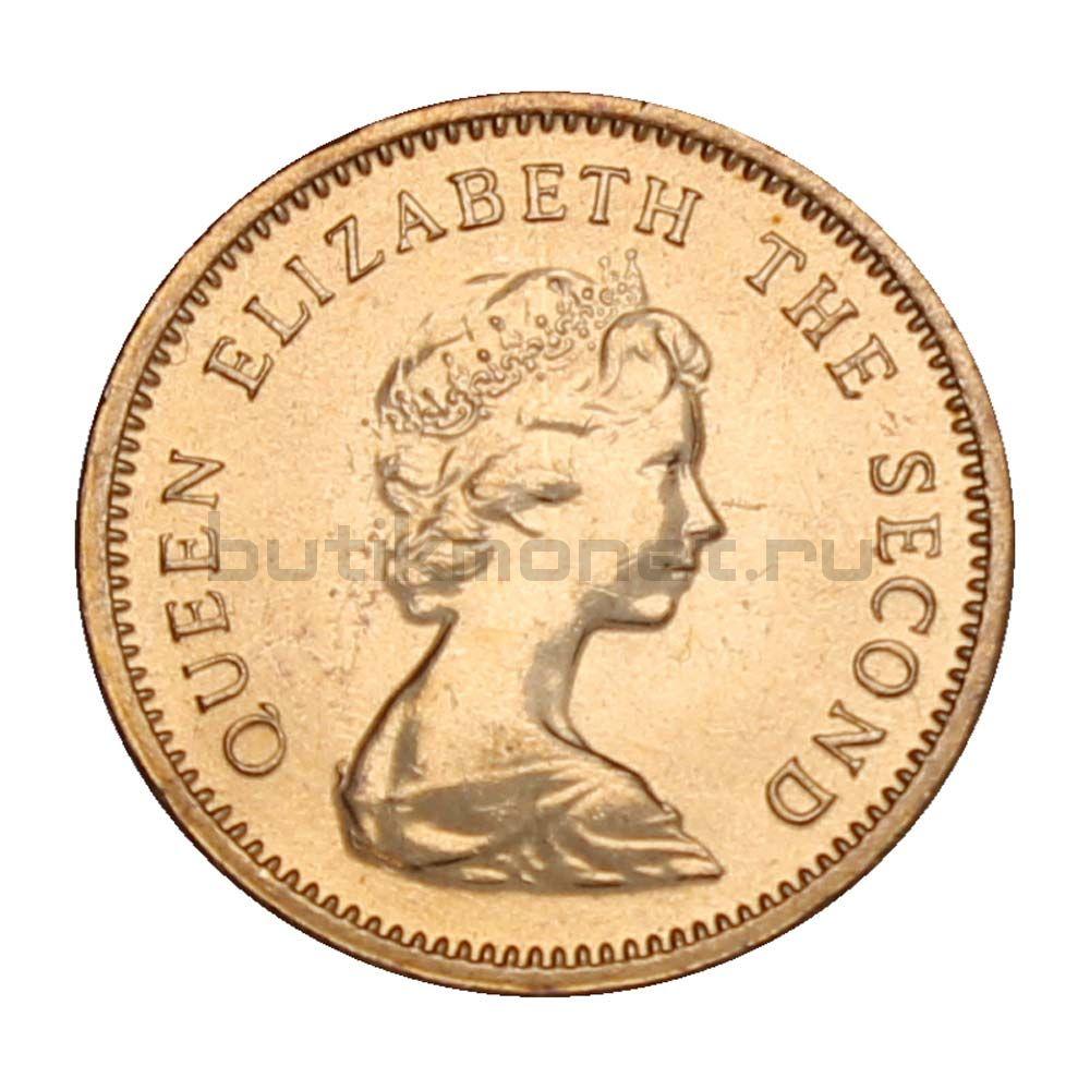 1 цент 1985 Тувалу