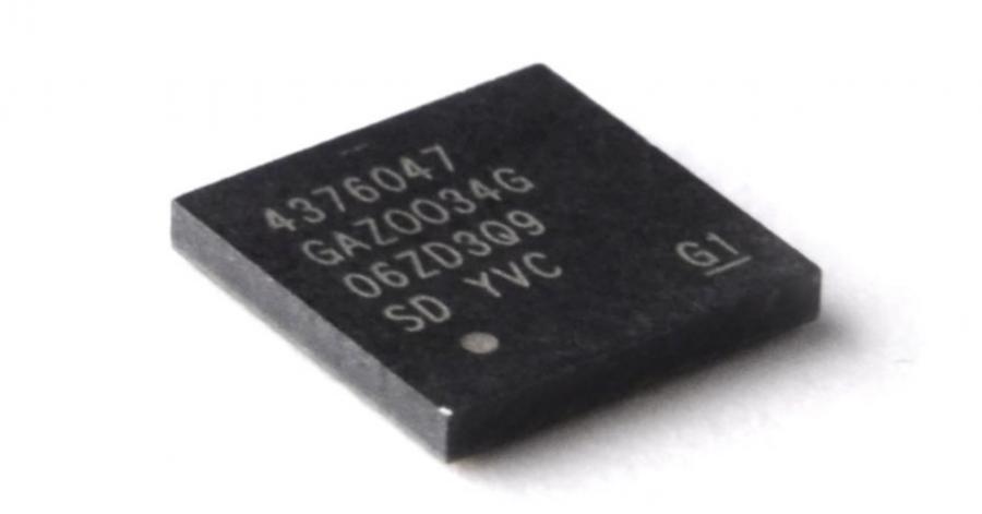 Микросхема контроллер питания Nokia 5630/6700 Classic/... (4376047 Gazoo V3.4)