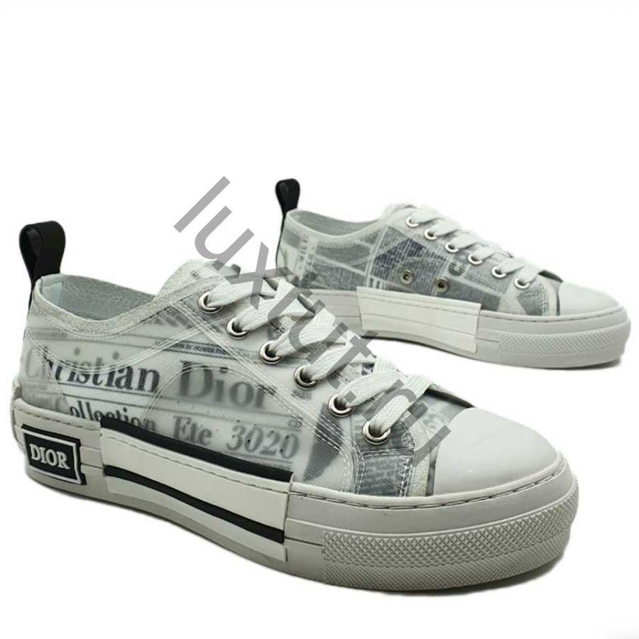 Кеды DIOR Walk'n'Dior