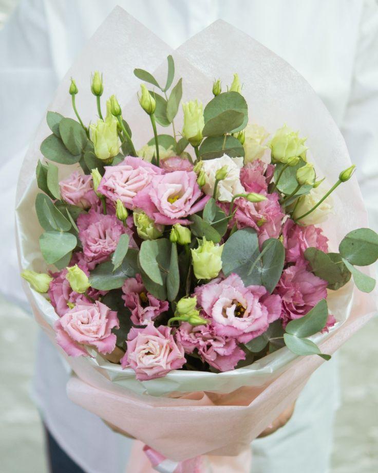 """Букет цветов """"Дыхание весны"""""""