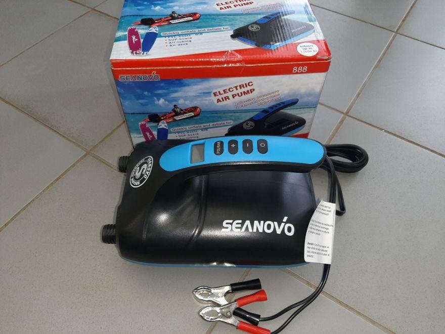 Насос двухступенчатый SeaNovo HT-888