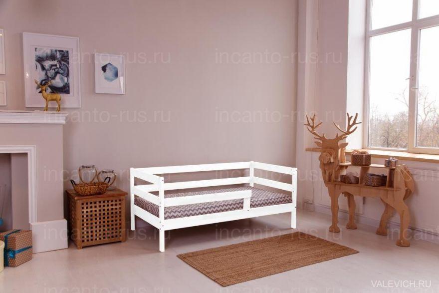 Софа «Dream Home» , цвет белый, размер 180*80 Детская Кроватка