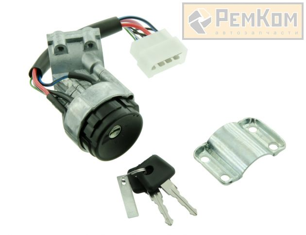 RK04138 * 2110-3704010-30 * Выключатель зажигания для а/м 2110-2112 нового образца с защитой стартера