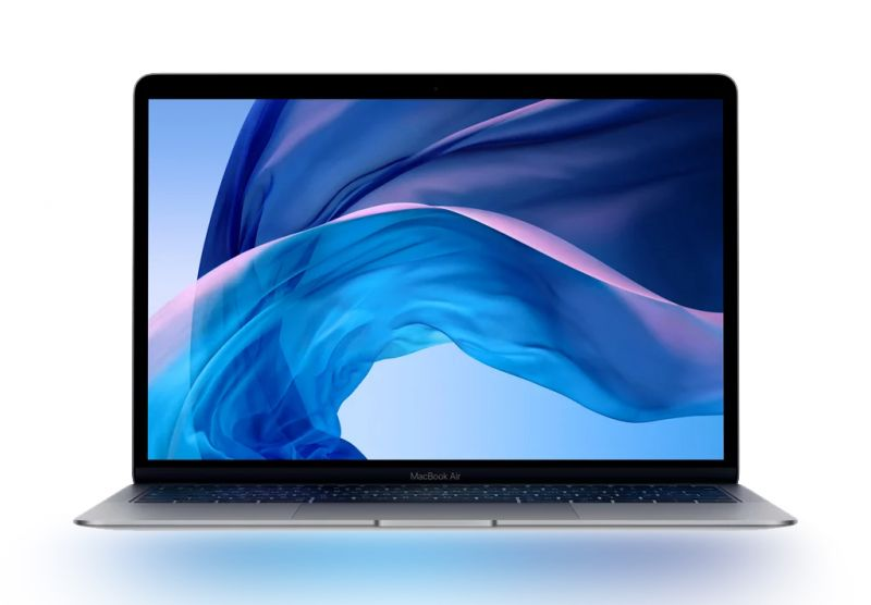 Apple MacBook Air 13 (2018) 256Gb Silver (MREC2)