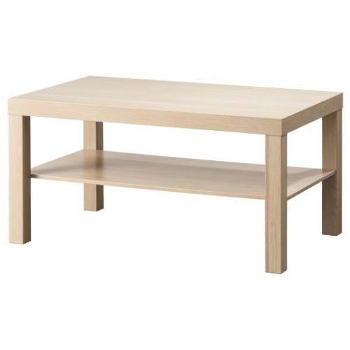 LACK ЛАКК, Журнальный стол, под беленый дуб, 90x55 см - 903.364.56