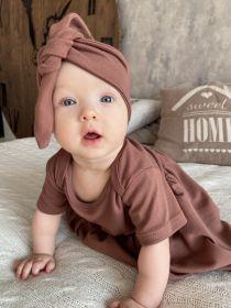 Боди-платье, гвоздика