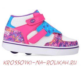 Роликовые кроссовки Heelys TORNADO X2 770965