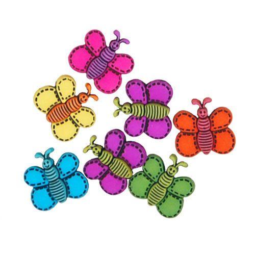 Пуговицы для творчества FAVORITE FINDINGS Бабочки мечты BLUMENTHAL LANSING (550001149)