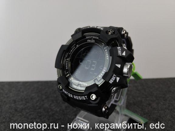Спортивные часы SMAEL Black