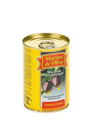 Маслины MAESTRO DE OLIVA без косточек, 280г