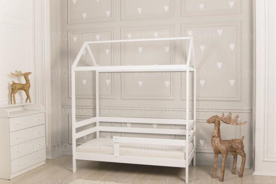 Кровать «Dream Home» цвет белый Детская кроватка