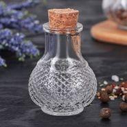 Бутылочка «Парфе», 50 мл, 5,5×5,5×7 см