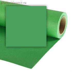 Фон бумажный Colorama LL CO233 2.72x25 м Chromagreen