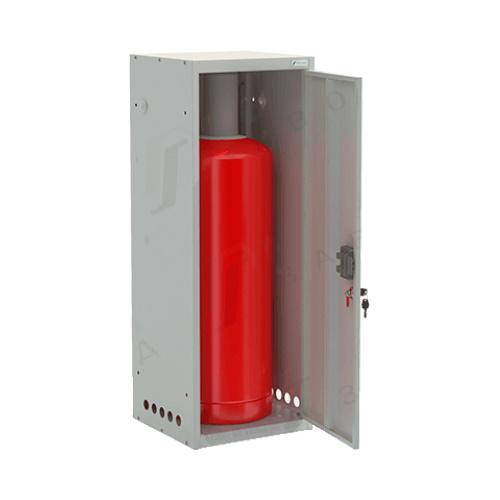 Шкаф для газовых баллонов «ШГР 50-1-4» (50л)