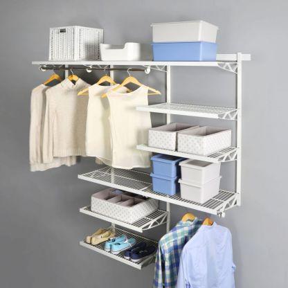 Набор для гардеробной №5 (1770х1775x400мм) - LSHV7