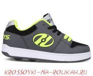 Роликовые кроссовки Heelys CEMENT 2 WHEEL 771084