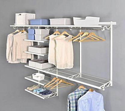 Набор для гардеробной №6 (2350х1775x400мм) - LSHV8
