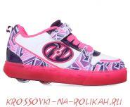 Роликовые кроссовки Heelys BOOM X2 HE100153