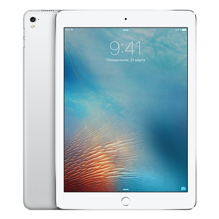 Apple iPad (2018) 32Gb 4G Wi-Fi + Cellular Silver (MR6P2RU/A)