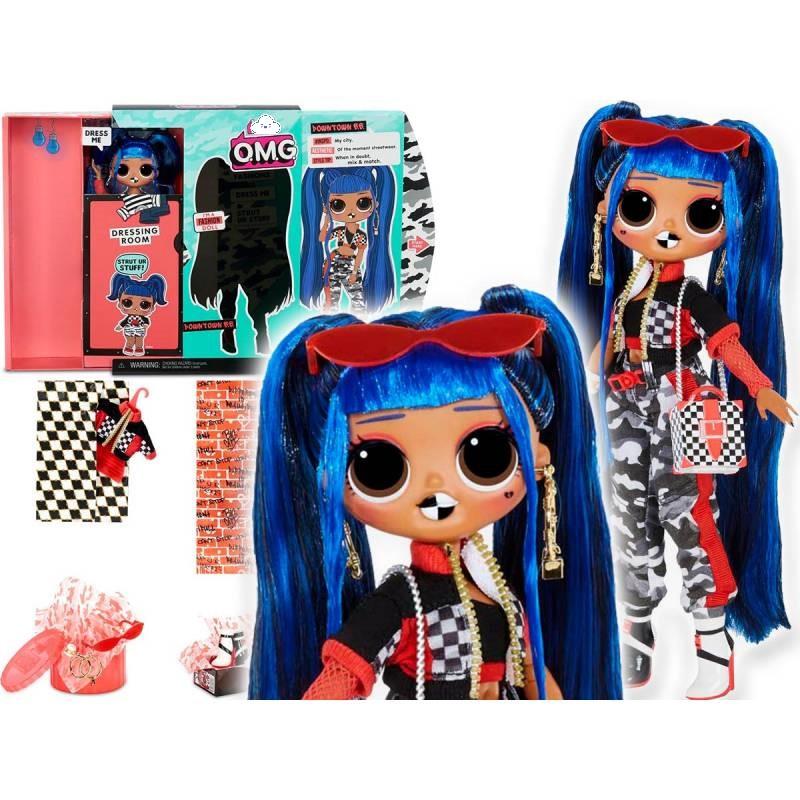 Кукла lolka лол OMG