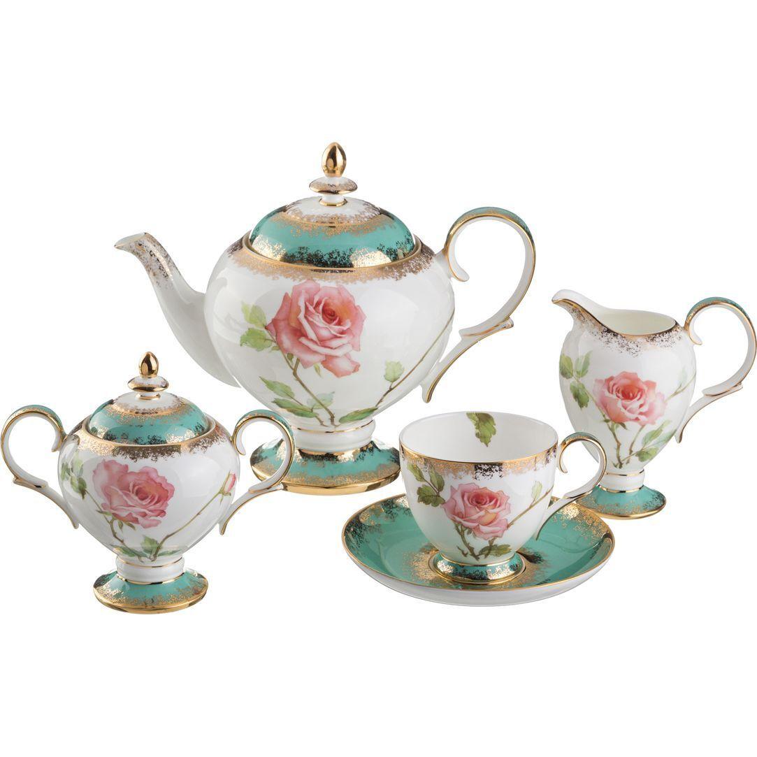"Чайный сервиз ""Амелия"" 6 персон"